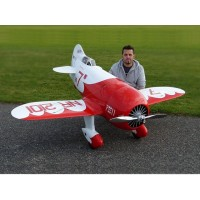 GeeBee R1/R2 (2.4m) Classic Scale Scheme red/white FULL COMPOSITE
