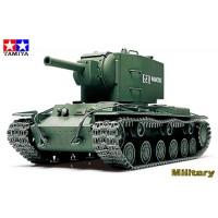 TAMIYA - RUSSIAN CARRO KV-2 HEAVY TANK 1:48