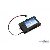 PowerBox-Systems - BATTERIA LiPo 2800mAh, spinetta MPX-PIK, cavo 1,00mm² e supporto di fissaggio