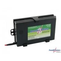 PowerBox-Systems - BATTERIA LiFe 3200mAh LiFe, spinetta MPX-PIK, cavo 1,00mm² e supporto di fissaggio