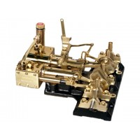 SAITO Y2DR Steam Engine (MOTORE A VAPORE)