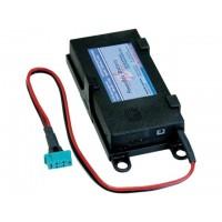 PowerBox-Systems - BATTERIA LiPo 1500mAh, spinetta MPX-PIK, cavo 1,00mm² e supporto di fissaggio