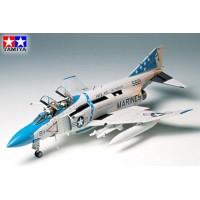 TAMIYA - AEREO F-4J PHANTOM Navy 1:32