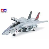 "TAMIYA - AEREO F-14A ""black knights"" 1:32"