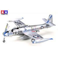 TAMIYA - AEREO REPUBLIC F-84G THUNDERJET 1:72