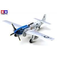 TAMIYA - AEREO NORTH AMERICAN F-51D MUSTANG 1:72