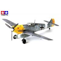 TAMIYA - AEREO MESSERSCHMITT Bf109E-4/7 TROP 1:72