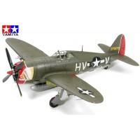 "TAMIYA - AEREO REPUBLIC P-47 THUNDERBOLT ""Razorback"" 1:72"