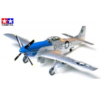 TAMIYA - AEREO NORTH AMERICAN P-51D MUSTANG 8th AIR FORCE 1:48