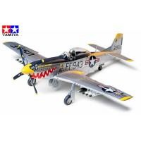 TAMIYA - AEREO NORTH AMERICAN F-51D MUSTANG KOREA 1:48