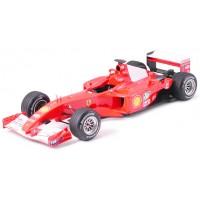 TAMIYA - AUTO F1 FERRARI F2001 1:20