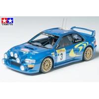 TAMIYA - AUTO SUBARU IMPREZA WRC Monte '98 1:24