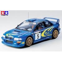 TAMIYA - AUTO SUBARU IMPREZA WRC '99 1:24