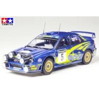 TAMIYA - AUTO SUBARU IMPREZA WRC '01 RAC 1:24