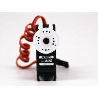 SERVO NES-810G per giroscopi (forza: 2,4Kg*cm /4,8V- velocità: 0,1 s/60° - peso: 47g) ingranaggi in metallo e nylon - cuscinetti